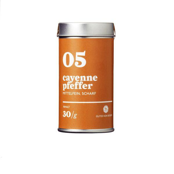 05 Cayenne Pfeffer