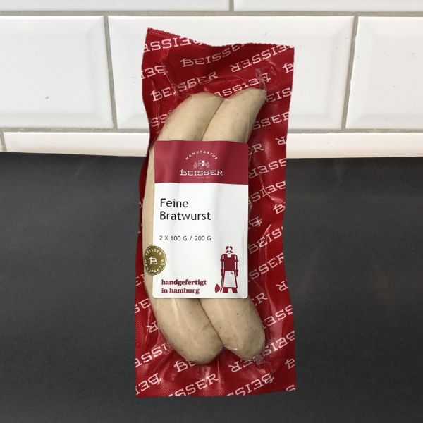 2 St. Feine Bratwurst