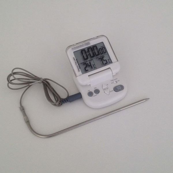 Digitales Ofen & Grill Kernthermometer