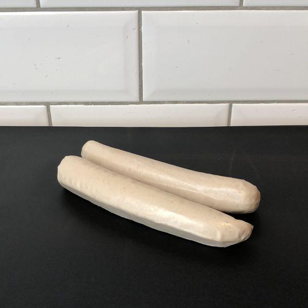 2 St. Feine Bratwurst, gebr. (Pack)