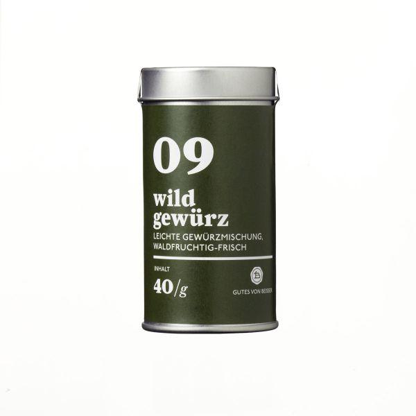 09 Wild Gewürz