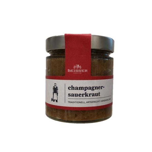 Champagner Sauerkraut