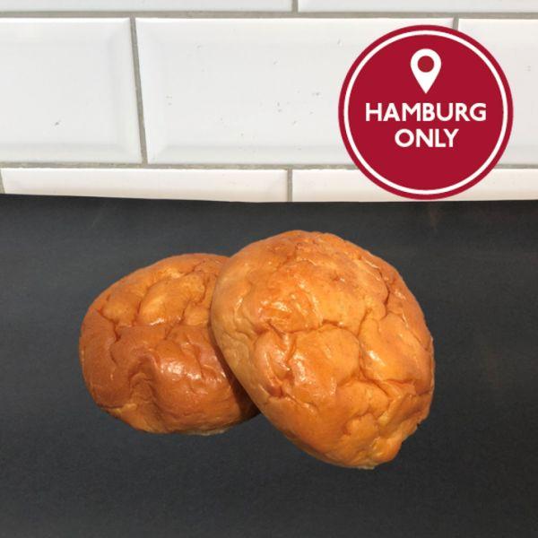 2 St Burger Brioche Bun 10cm