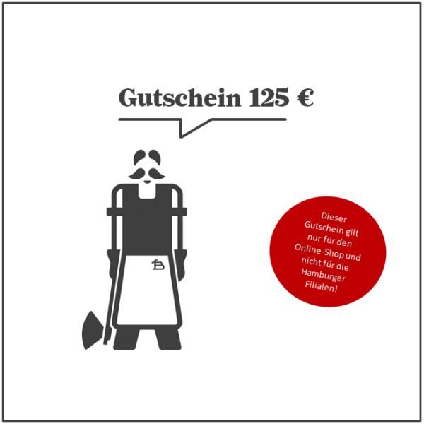 Gutschein 125EUR